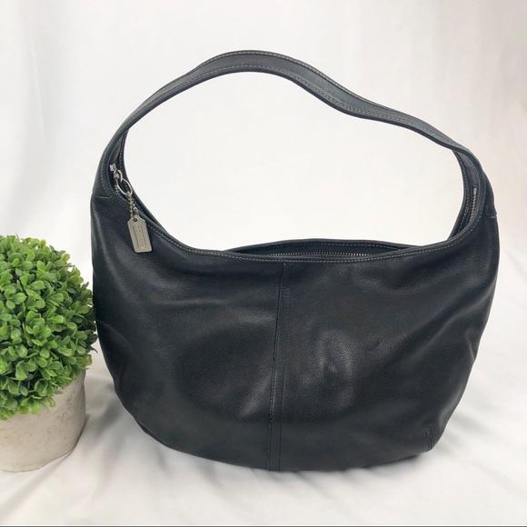 Coach Handbags - VTG Coach Ergo Large leather hobo bag G2K-9221